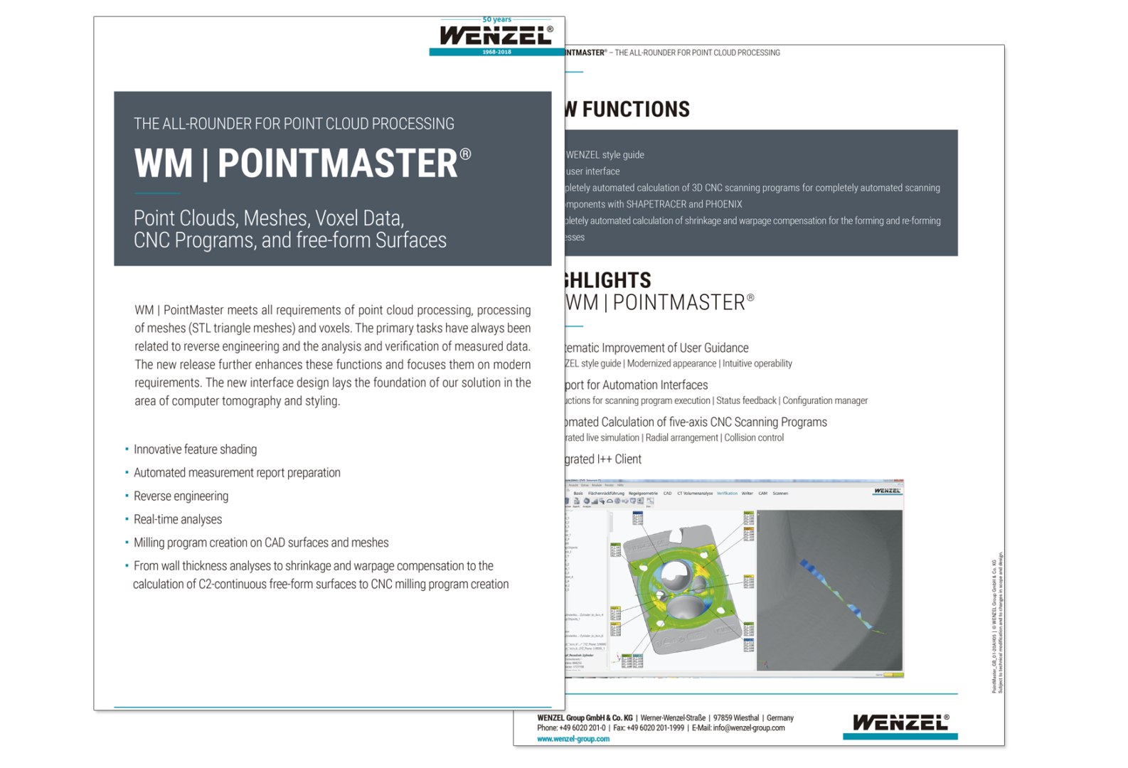 Folleto PointMaster