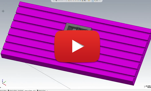 What's New in Mastercam 2019 - Model Prep Align Functions
