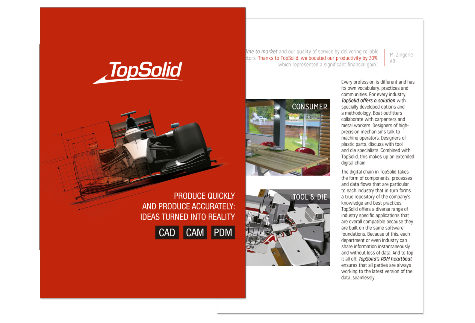 TopSolid Corporative