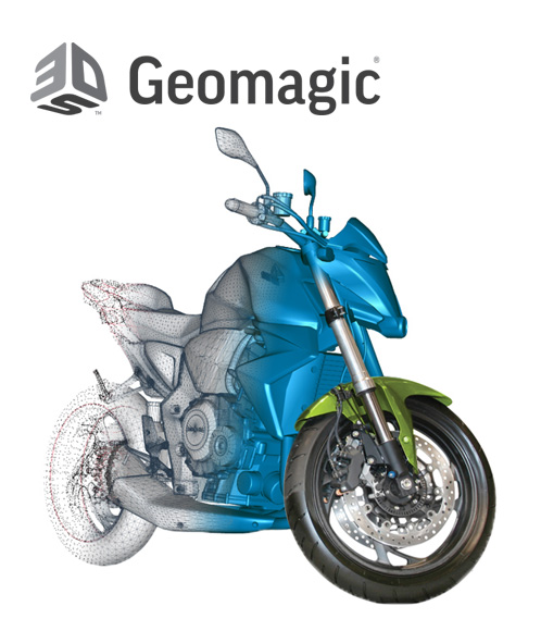 Geomagic Software Para Ingeniería Inversa