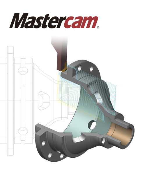 Mastercam software CAD/CAM