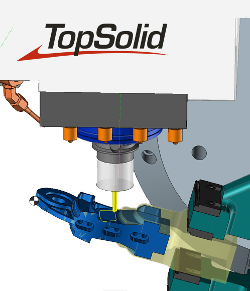 Software CAD/CAM TopSolid