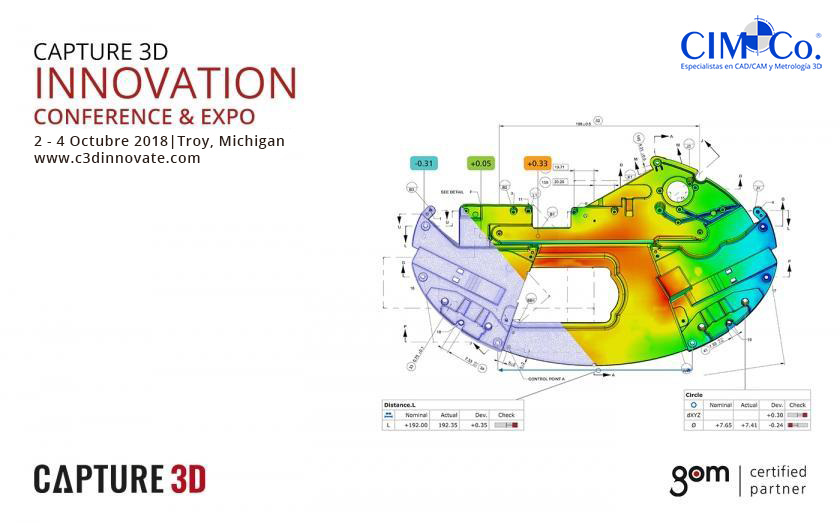 Capture 3D Innovation Conference & Expo