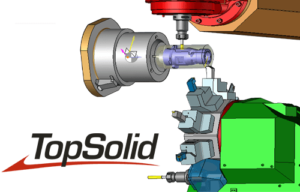 TopSolid software cad/cam