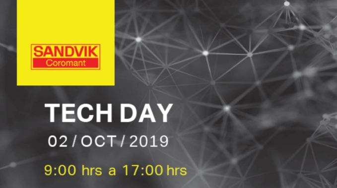 Tech Day – Sandvik